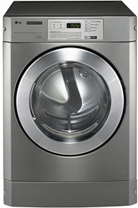 Professional dryer LG Giant C gas